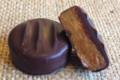 chocolats Glatigny, praliné noir
