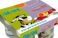 ferme Adam, yaourts aromatisésl