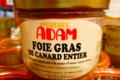 ferme Adam, foie gras de canard entier