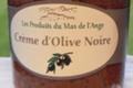 Mas de l'Ange, Crème d'olives noire