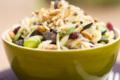 Salade d'avoines aux fruits secs
