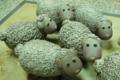 Pâtisserie Argiolas, agneaux de Pâques