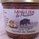 Sanglier de Provence, Terrine de Sanglier aux cèpes