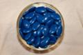 Les dragées de Provence, Dragées chocolat - Couleur bleu marine