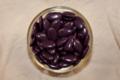 Les dragées de Provence, Dragées chocolat - Couleur aubergine