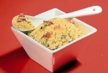 Polenta tomate basilic BIO