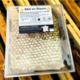 confidence d'abeilles, miel en rayon