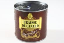 conserverie Mercadier, Graisse de canard