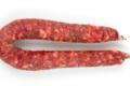 salaisons Oberti, saucisse sèche au roquefort
