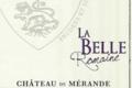 Château de Mérande, Arbin La Belle Romaine
