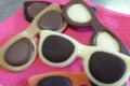 Chocolaterie Artisanale des Bauges, Lunettes tout chocolat