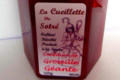 Confiture de Groseille Géante épépinée 60%