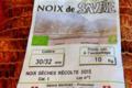 Noix de Savoie
