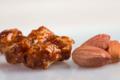 Cacahuètes grillées (pralinettes)