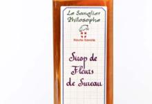 Le Sanglier Philosophe, Sirop de fleurs de sureau