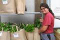 panier de légumes, économie sociale et solidaire