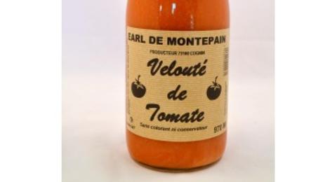 EARL de Montépain, velouté de tomate