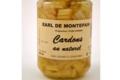 EARL de Montépain, cardons au naturel