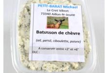 Mickaël Petit Barat, batusson de chèvre