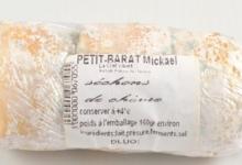 Mickaël Petit Barat, séchons de chèvre