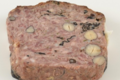 Ferme de Beauchiffray, terrine porc noisette champignon