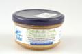 rillettes de truite à la moutarde au miel