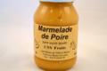 CSV Fruits, marmelade de poire
