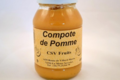 CSV Fruits, compote pomme