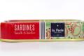 la perle des dieux, Sardines tomate & basilic
