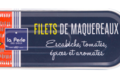Filets de maquereaux Escabèche, tomates, épices et aromates
