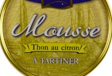 Mousse de thon au citron