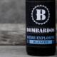 Bombardos, bière explosive blanche