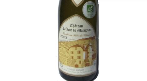 Château La Tour de Marignan vieilli BIO