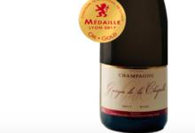 Cuvée exclusive Georges de la Chapelle Rosé
