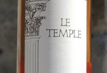 Château Bas, Temple, rosé