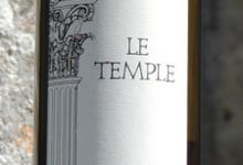 Château Bas, Temple, blanc