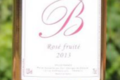 Château Bas, Vin B, rosé fruité