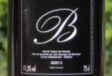 Château Bas, Vin B, rouge