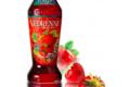 Védrenne, sirop de fraise