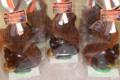 Ecureuil en chocolat
