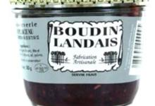 Boudin landais