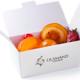 Lilamand confiseur, ballotin de fruits confits glacés