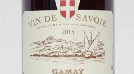 Domaine Delalex, gamay de Savoie, rouge