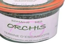Domaine des Orchis, Terrine d'Escargots