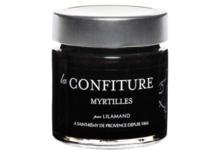 Lilamand confiseur, confiture de myrtilles