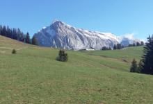 GAEC du Mont Chauffé , ferme Girard