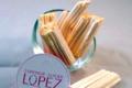 confiserie Lopez, bois cassé banane