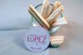 confiserie Lopez, bois cassé citron