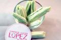 confiserie Lopez, bois cassé pomme