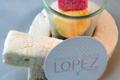confiserie Lopez, guimauve fleur d'oranger